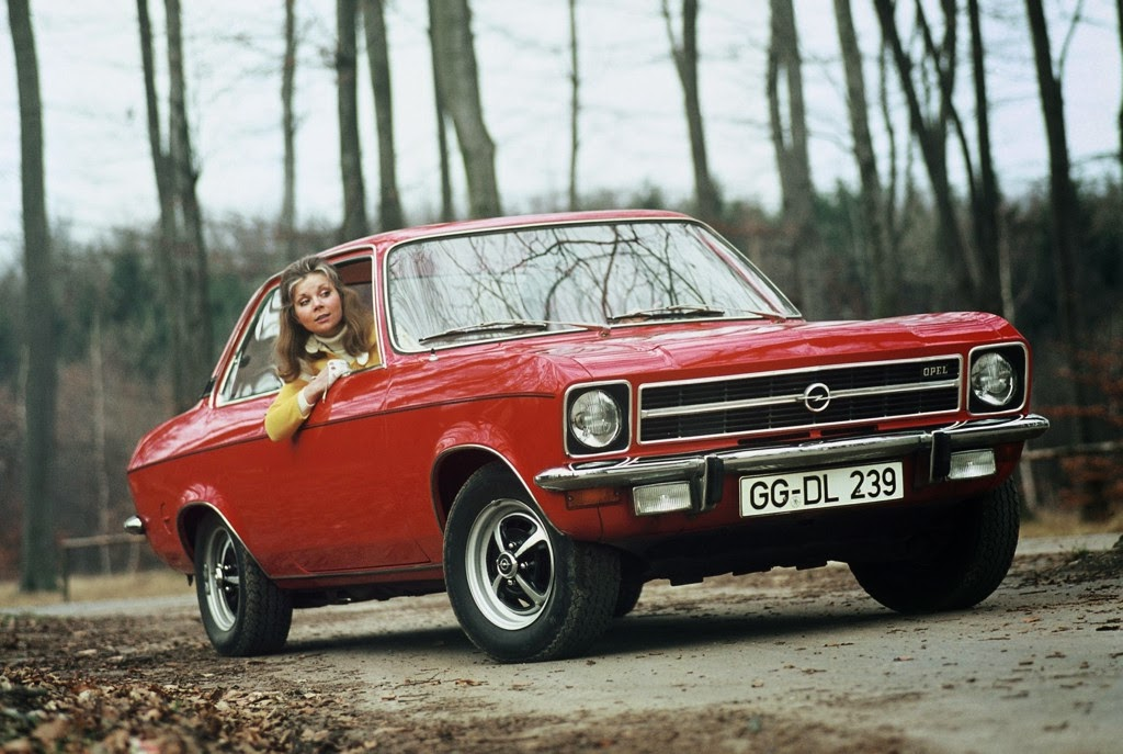 avengers in time 1970 cars opel ascona a. Black Bedroom Furniture Sets. Home Design Ideas