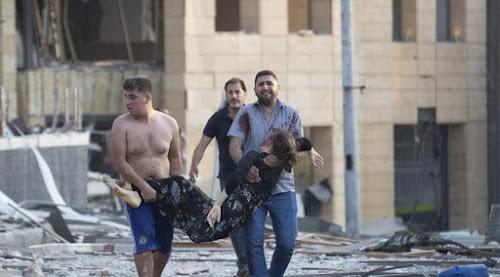 Jumlah Korban Ledakan Beirut, Lebanon Terus Bertambah