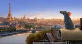 Kho ảnh phong cảnh hoạt hình của Pixar đưa