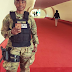 Meet Nigerian female Soldier in the US Army