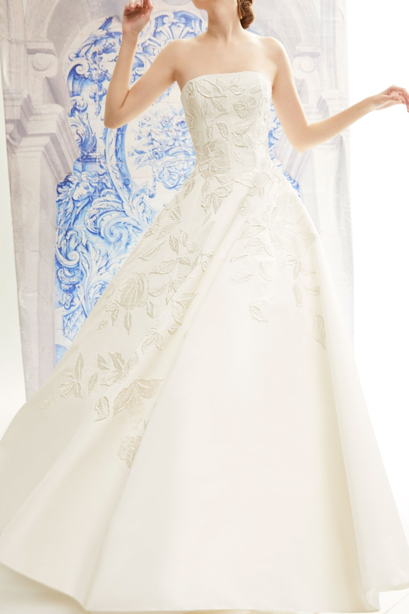 Carolina Herrera Bridal Fall 2019 Collection