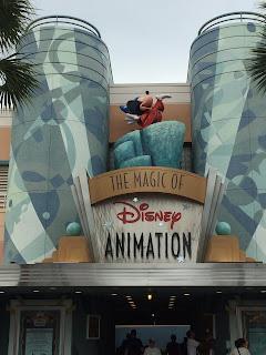 The Magic of Disney Animation Sing Disney's Hollywood Studios