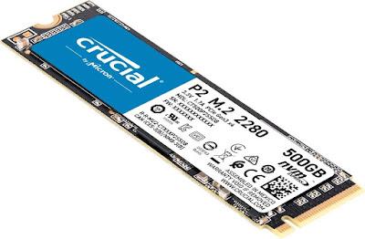 Crucial P2 500 GB
