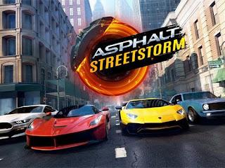 Asphalt Street Storm