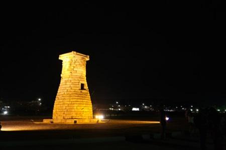 หอดูดาวซอมซองแด (Cheomseongdae Observatory: 첨성대) @ visitkorea.or.kr