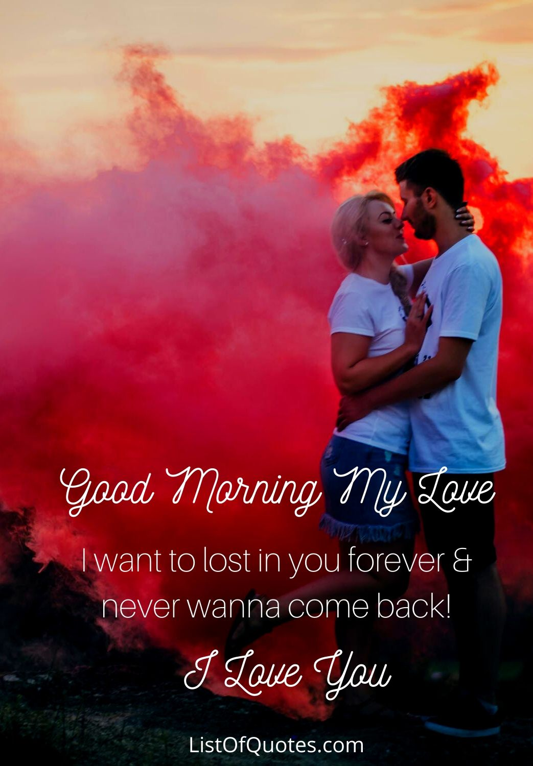 romantic cute good morning quotes messages for girlfriend wife sweetheart bae(free download)