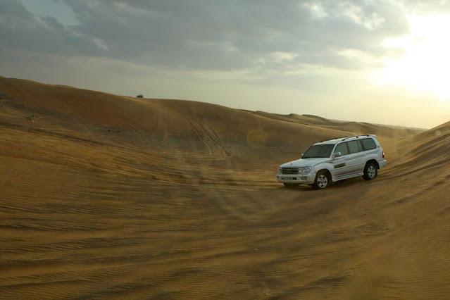 Ras Al Khaimah desert safari