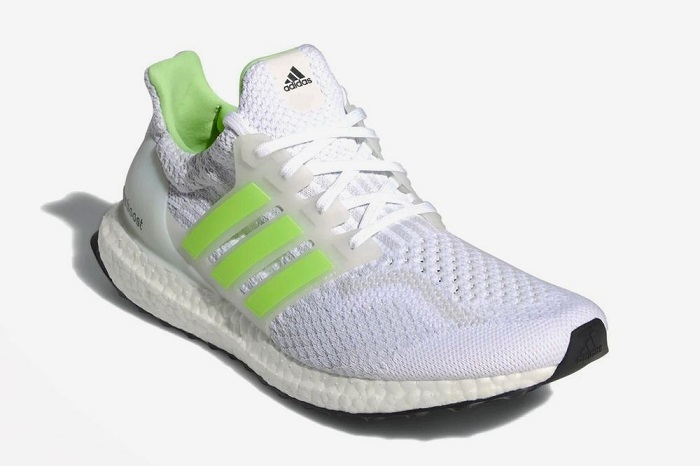 """Adidas UltraBoost DNA 5.0 """"Glow"""" In The Dark Shoes"""