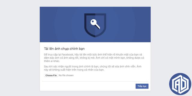 Cách Mở Khóa Facebook Bắt Tải Ảnh Của Chính Bạn