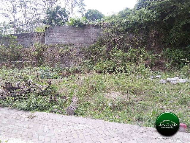Tanah dekat Asrama Mahasiswa dan Kampus UII