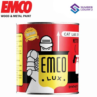 Emco Lux cat kayu besi