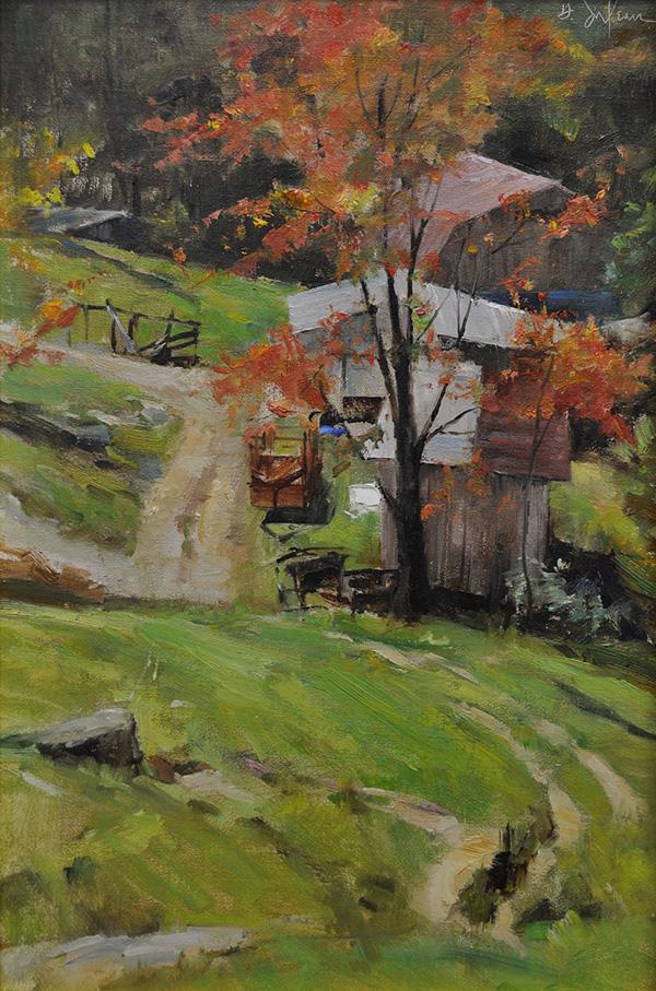 Hodges Soileau American Plein Air Painter Tutt Art
