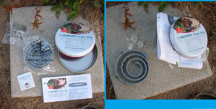 Pepper's Paws: Seresto Collar - Pet Product Review