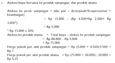 Akuntansi Produk Sampingan 6