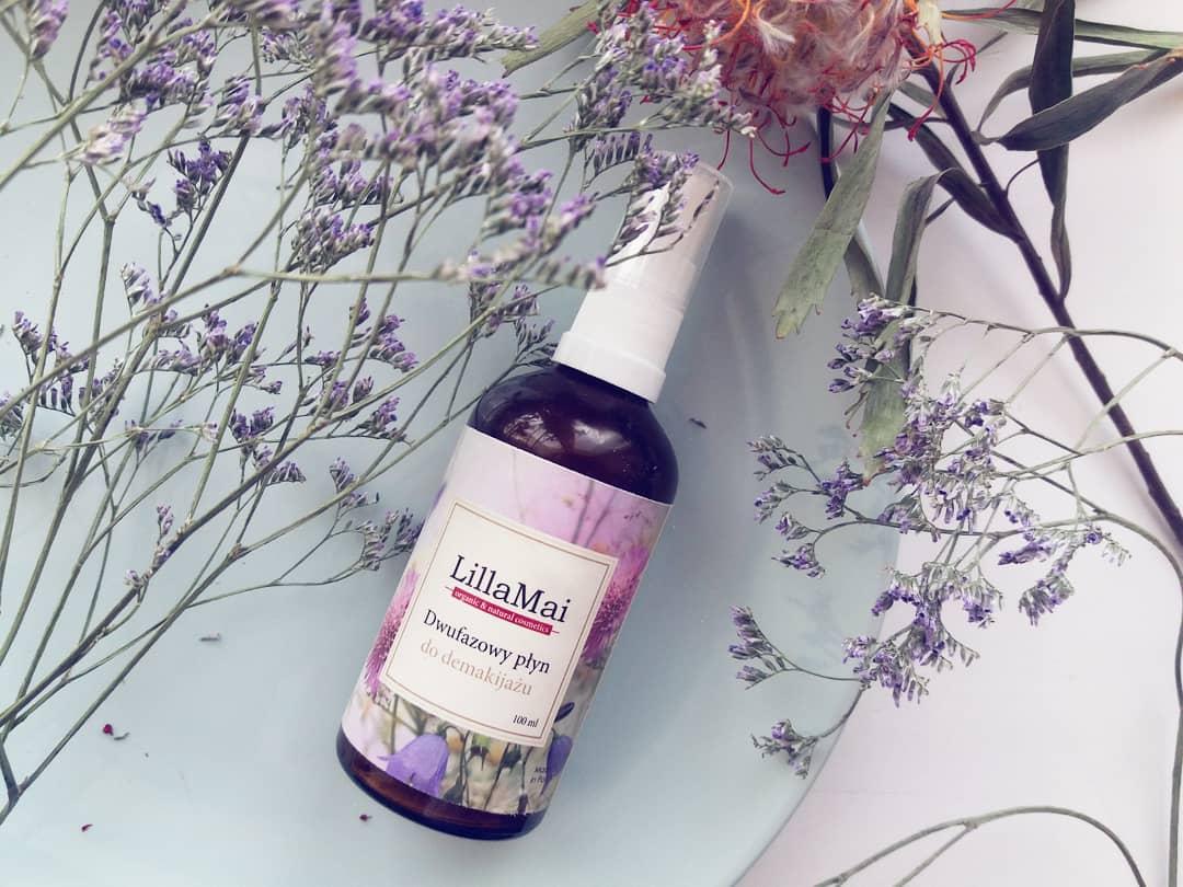 Czy hydrolaty roślinne i naturalne olejki radzą sobie z demakijażem? Marka Lilla Mai pod lupą!