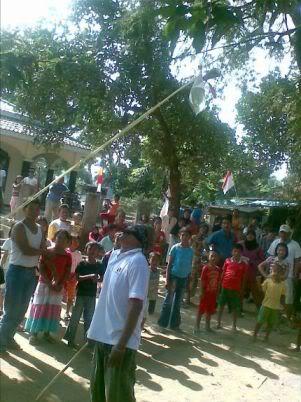 Merayakan 17 Agustusan Murah Meriah Ala BOPAS