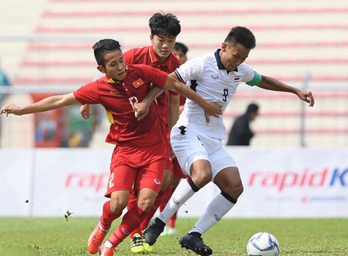 U22 Việt Nam 0-3 U22 Thái Lan: Cái kết đắng