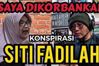 "Kemenkumham Usut Deddy Corbuzier Tak Punya Izin Wawancara Eks Menkes Siti Fadilah, Soal Video ""SEBUAH KONSPIRASI - SAYA DIKORBANKAN"""