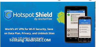 Application Hotspot Shield VPN ELITE Apk For Android