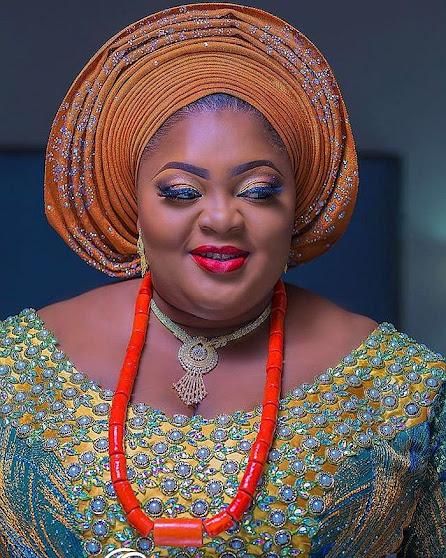Nigerian actress, Eniola Badmus