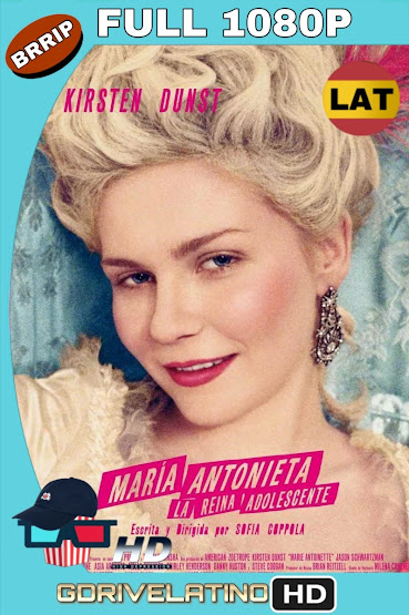 María Antonieta (2006) BRRip 1080p Latino-Ingles MKV