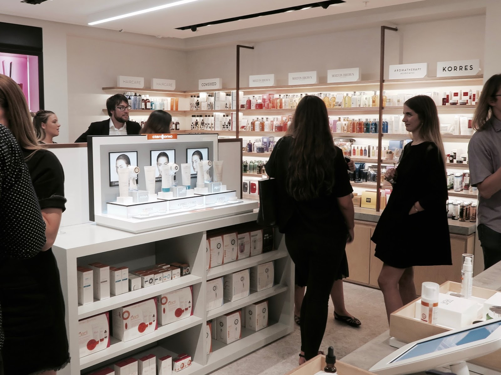 Natural skincare at Fabled by Marie Claire