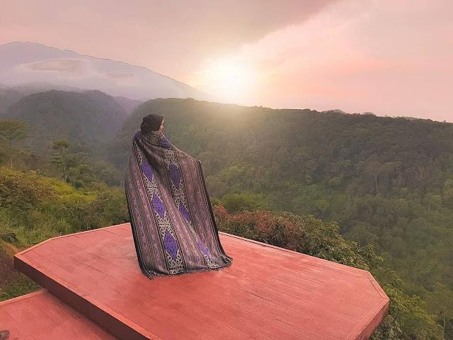 Lingkung Gunung Adventure Caringin Bogor