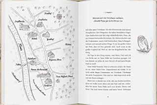 """Kinderbuch-Rezension: Blick ins Buch von """"Kirschendiebe"""" von Anke Bär"""