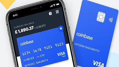 Биржа Coinbase получила статус «Principal Member» в системе VISA