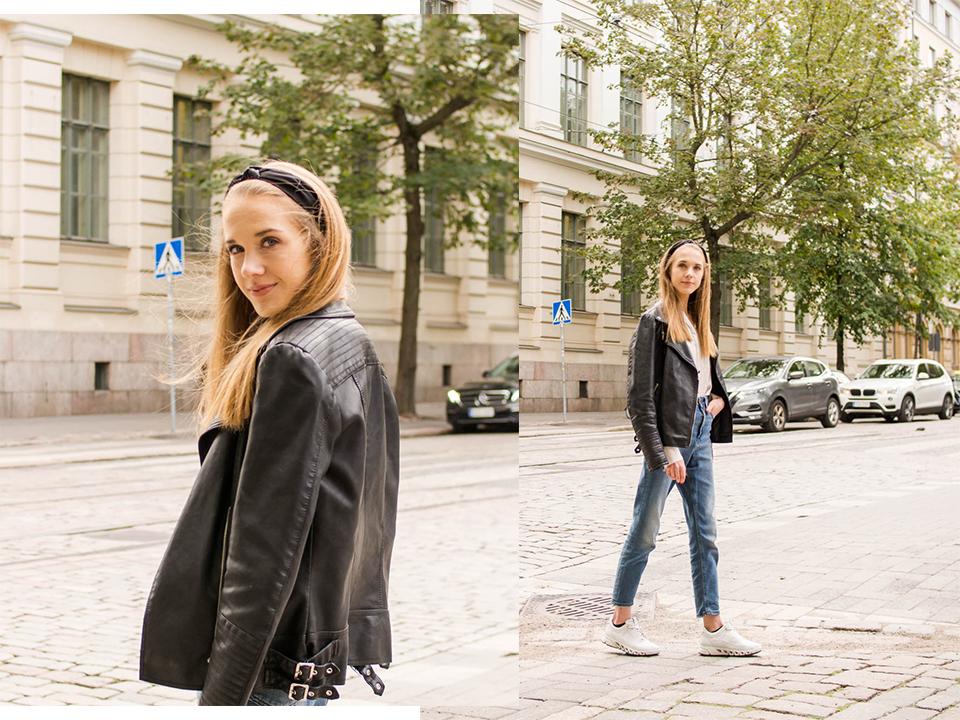 Scandinavian fashion blogger autumn outfit - Skandinaavinen ja minimalistinen asu syksyyn, muotibloggaaja Helsinki