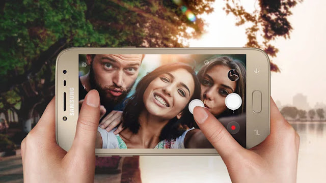 Hanya 1 Jutaan! Spesifikasi dan Harga Samsung Galaxy J2 Pro (2018)