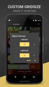 BlackPlayer EX Music Player v20.54 build 368 [Patched] APK