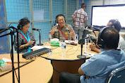 Coffe Break di RPM Papua, Binmas Noken Polri Hadir Untuk Kemajuan SDM OAP