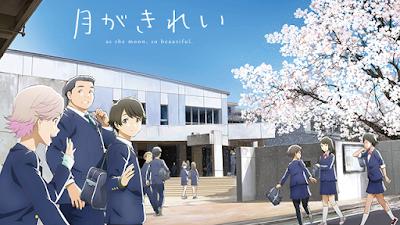 Tsuki ga Kirei BD Episode 1 – 12 Subtitle Indonesia [Batch]