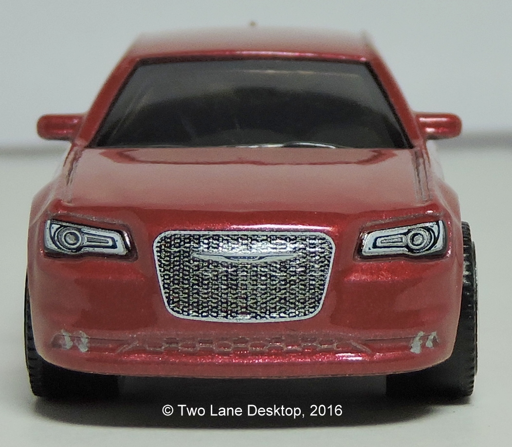 Two Lane Desktop: Matchbox 2015 Chrysler 300S