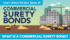 What Is a Commercial Surety Bond? #infographic