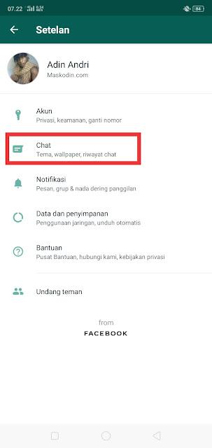 cara mengaktifkan dark mode whatsapp android, cara mengaktifkan dark mode whatsapp di android, cara aktifkan dark mode whatsapp, cara menggunakan dark mode whatsapp, cara aktifkan fitur dark mode di whatsapp