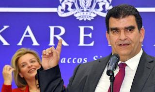 Παροχές 3,7 εκατ. ευρώ μοίρασε σε υπαλλήλους του και ιδρύματα ο Καρέλιας και φέτος