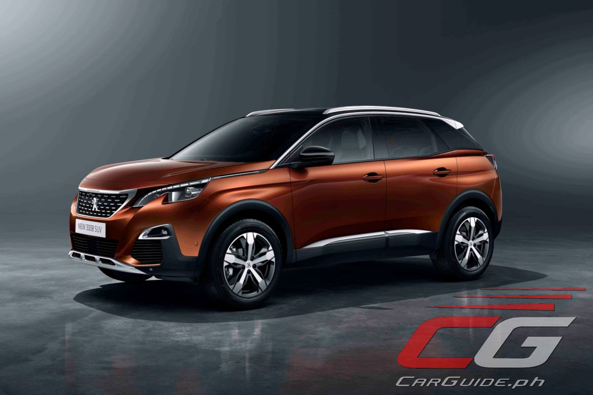 peugeot philippines brings in diesel powered 3008 gt line suv w specs philippine car news. Black Bedroom Furniture Sets. Home Design Ideas