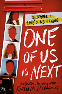 ook Review: One of Us Is Next by Karen M. McManus