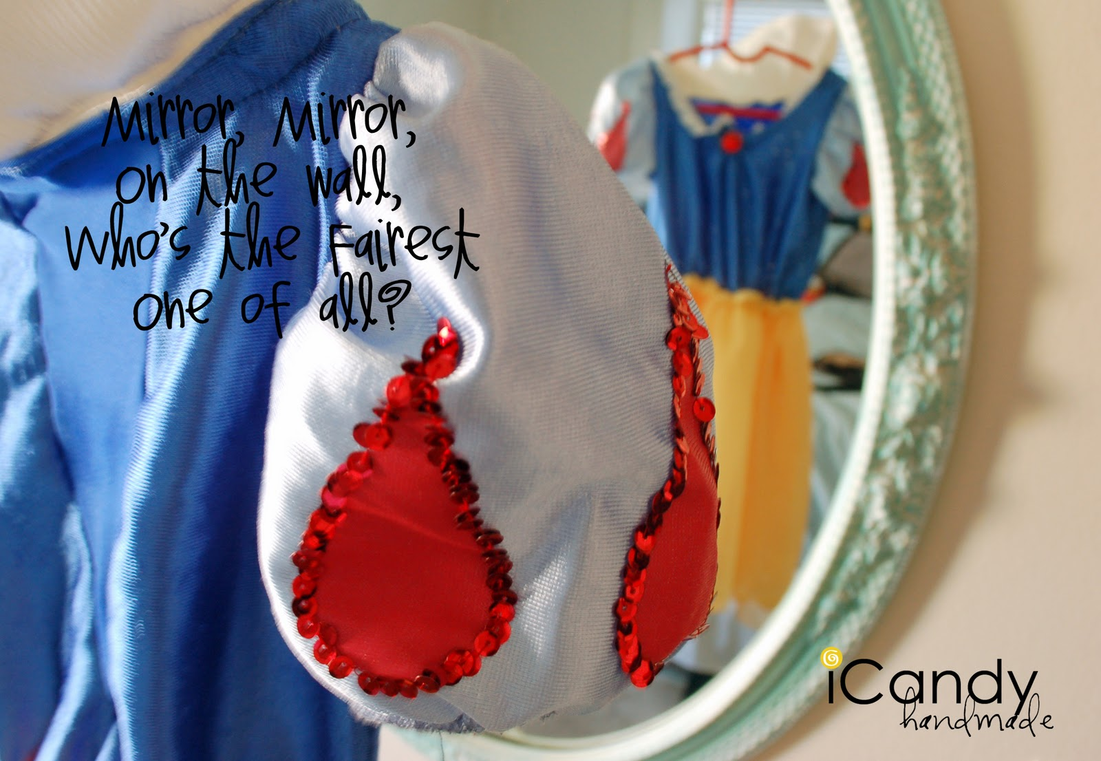 iCandy) Snow White Dress-up: fair to fairest of them all