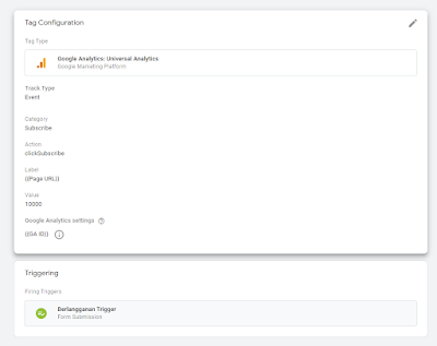 Tags Google Tag Manager