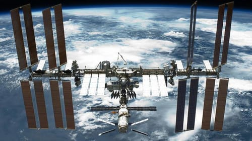 NASA will not build the next International Space Station