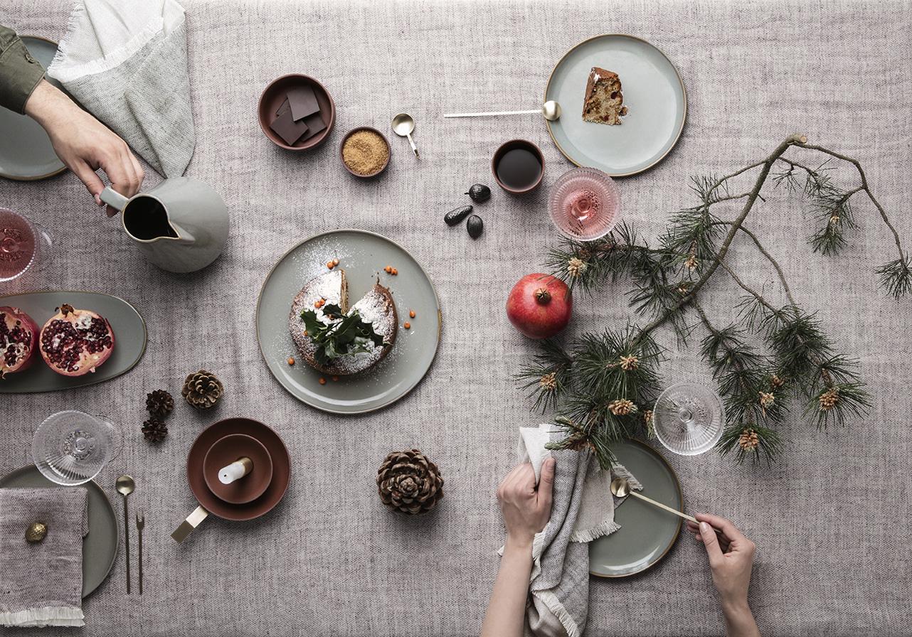 Święta w palecie trendów kolorystycznych 2018 według Benjamin Moore (+ przegląd kolekcji skandynawskich marek)