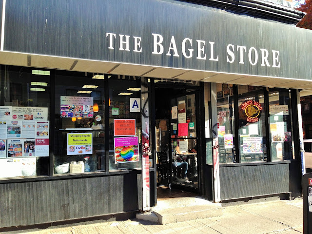 chez bagel store à brooklyn New-York