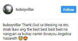 """Buboy Villar, May Bagong """"Baby"""" Na! Ano kaya mas lamang dugong PINOY o Dugong AMERICAN?"""