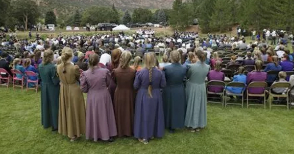 4-Year Old Mormon Prophet Marries 4 Girls In Controversial Ceremony
