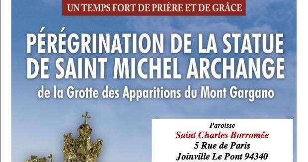 michalitki saint michel soir e autour de saint michel archange. Black Bedroom Furniture Sets. Home Design Ideas