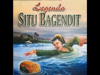 The Legend of Situ Bagendit