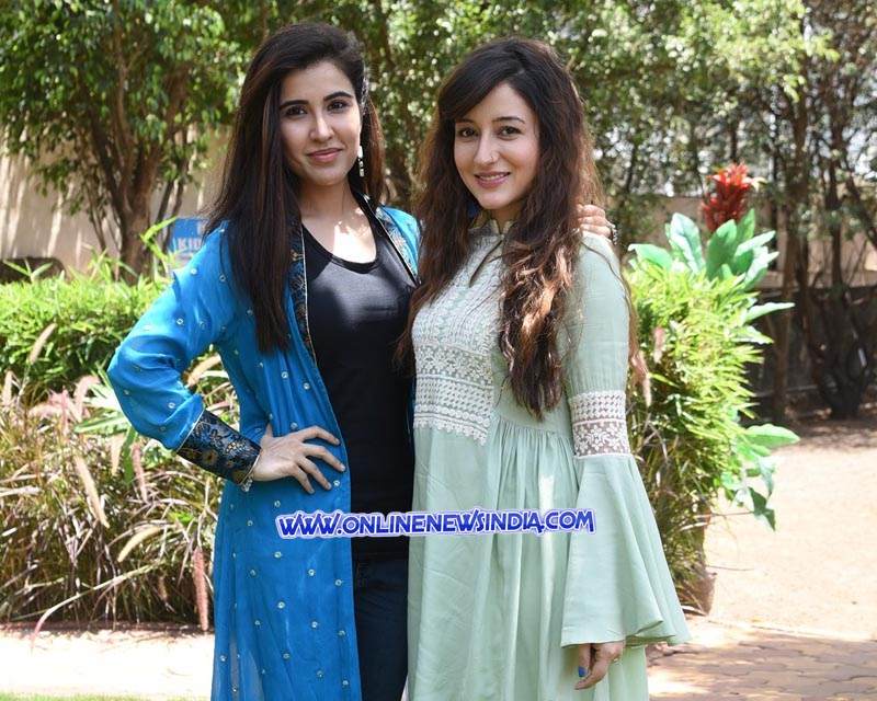Sheena Bajaj and Priyanka Kandwal